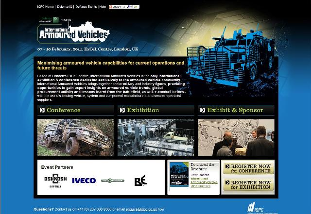 International Armoured Vehicles website