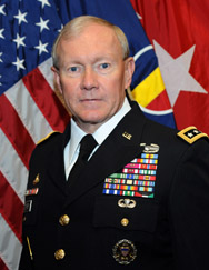 General Martin Dempsey, Commanding General, US Army Training and Doctrine Command
