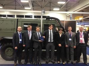 IVECO award IAV 2013